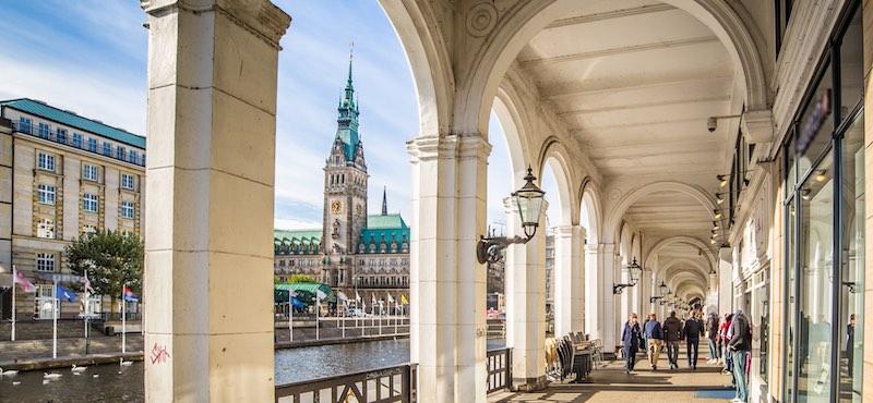 CityGames Hamburg: Abwechslung zum Büroalltag auf der Firmen Team Tour