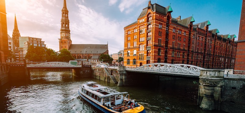 CityGames Hamburg: Party Sightseeing Tour durch Hamburg